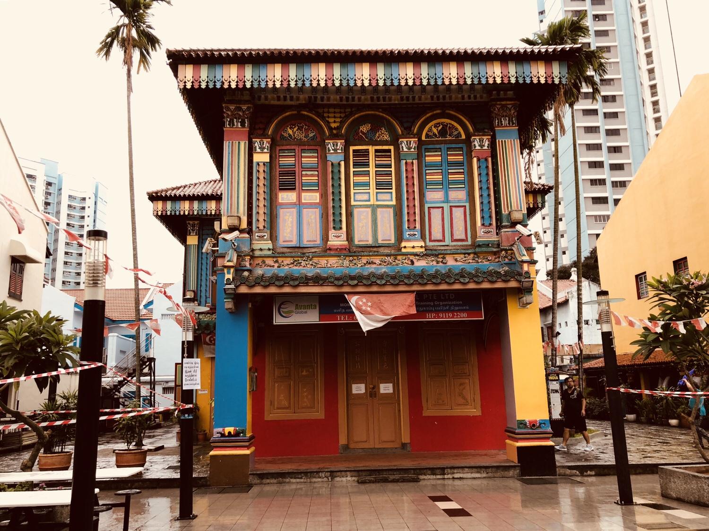 Tan Teng Niah House | Reisetipps für Singapur in 3 Tagen: 30 Dinge, die du im Stadtstaat gesehen haben solltest | www.childandcompass.com Sehenswürdigkeiten in Singapur Stopover