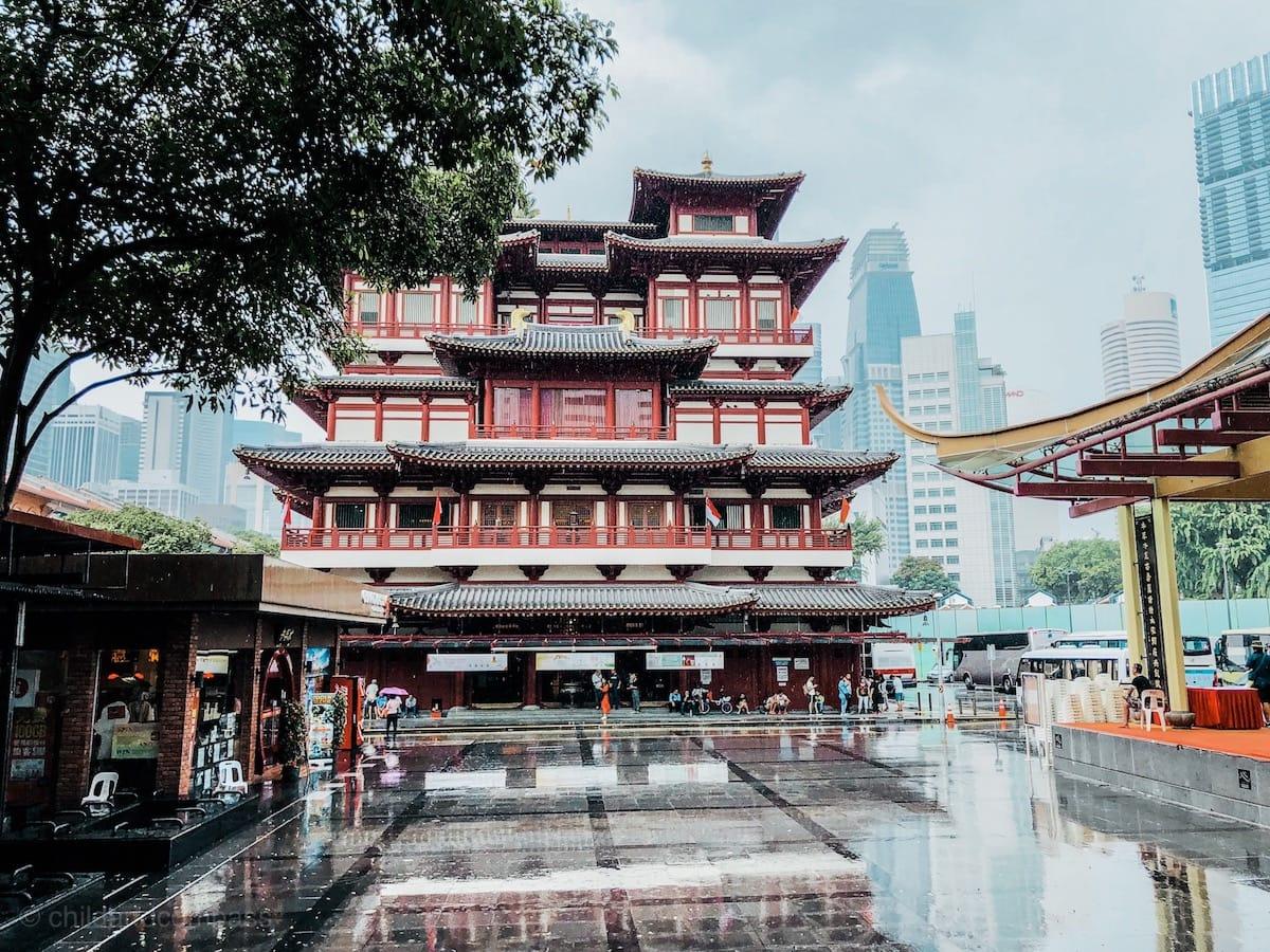 Sehenswürdigkeiten in Singapur,