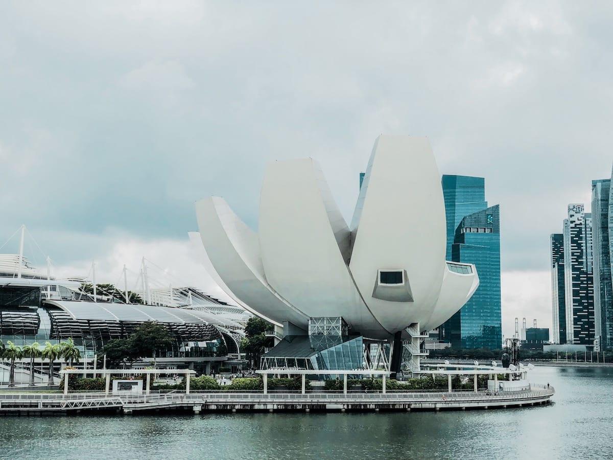 Art Science Museum, Marina Bay,Sehenswürdigkeiten in Singapur, Reisetipps für 3 Tage Singapur, Little India, Chinatown, Kampong Glam, arabisches Viertel, Marina Bay, Singapur Tipps