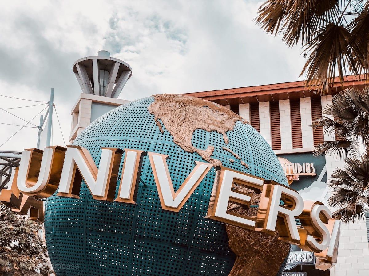 Sentosa Singapur, Strände, Universal Studios