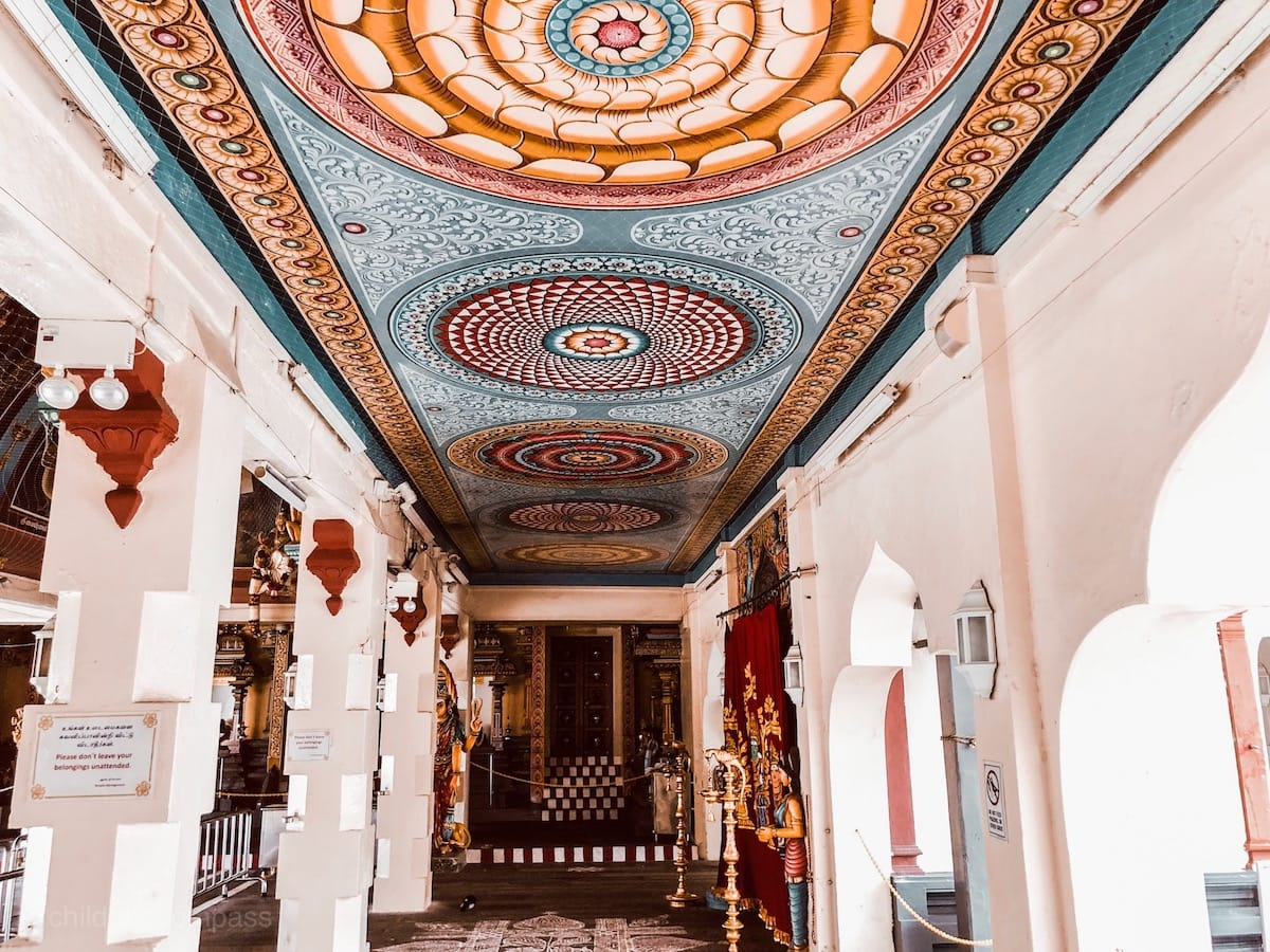 Sri Mariamman Tempel, Sehenswürdigkeiten in Singapur, Reisetipps für 3 Tage Singapur, Little India, Chinatown, Kampong Glam, arabisches Viertel, Marina Bay, Singapur Tipps