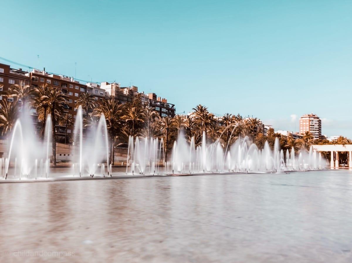 Städtereise nach Valencia in Spanien - Reisetipps Valencia Kurztrip, Valencia Sehenswürdigkeiten, Urlaub in Spanien