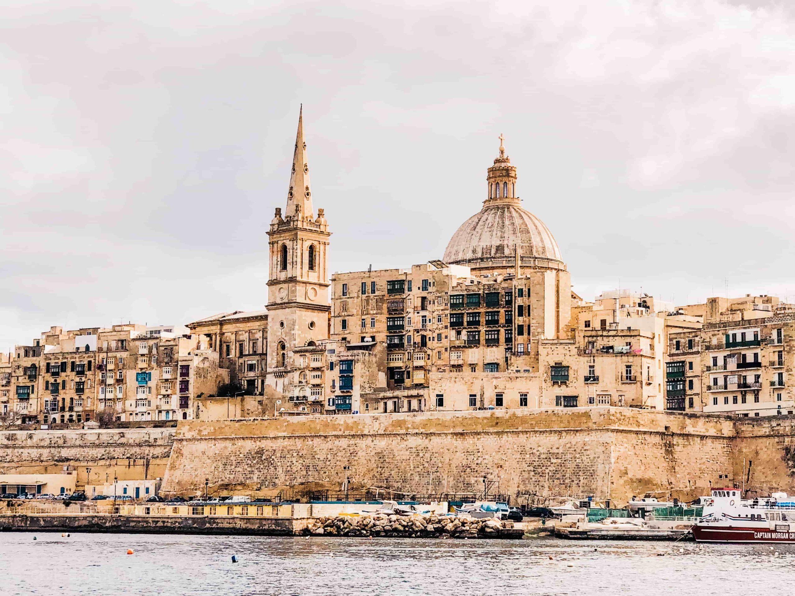 Städtereisen an Ostern, Tipps für Osterurlaub, Städtetrip an Ostern, Valletta Sehenswürdigkeiten, Waterfront Valletta Three Cities