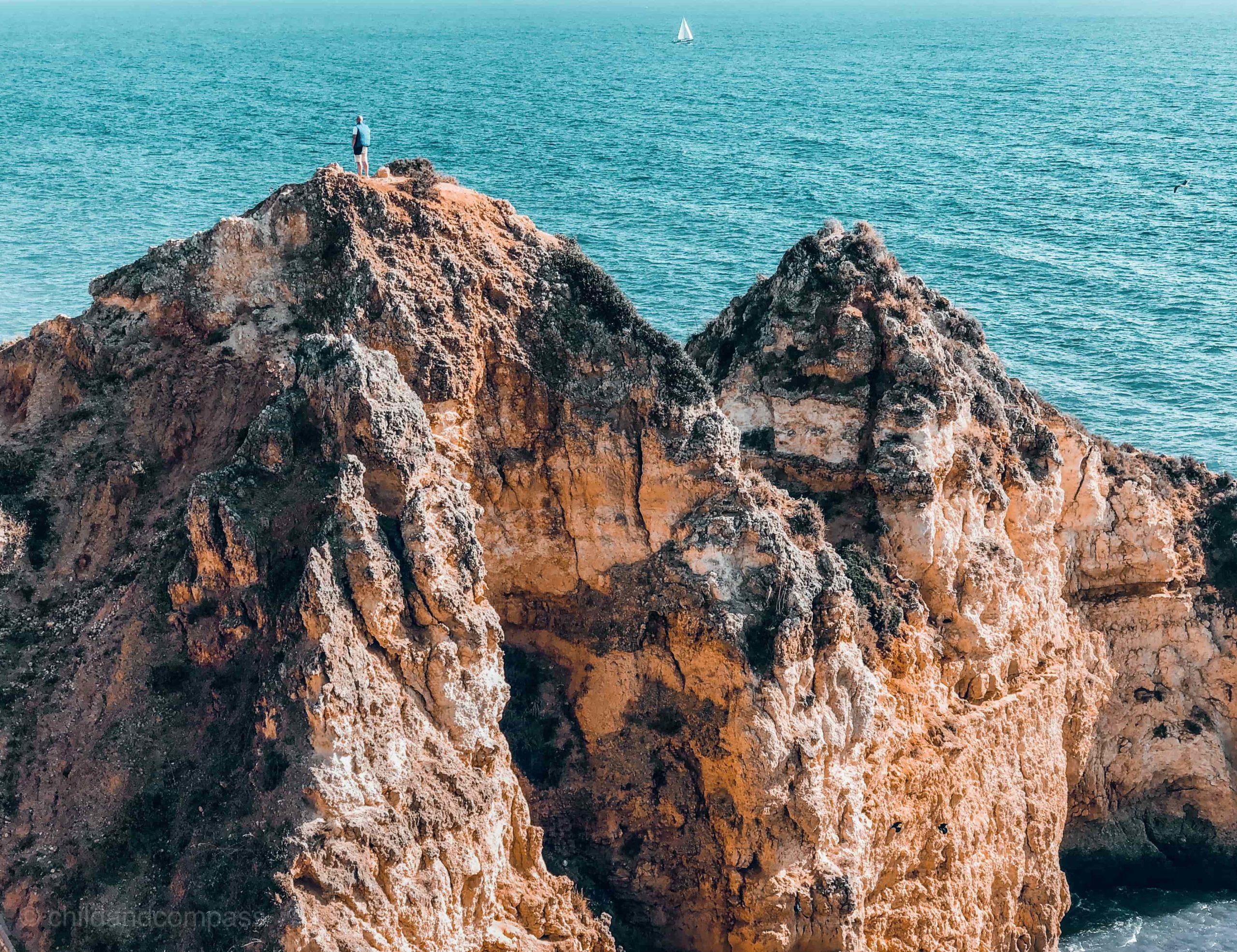 Städtereisen an Ostern, Tipps für Osterurlaub, Städtetrip an Ostern, Algarve Strände in Portugal, Lagos