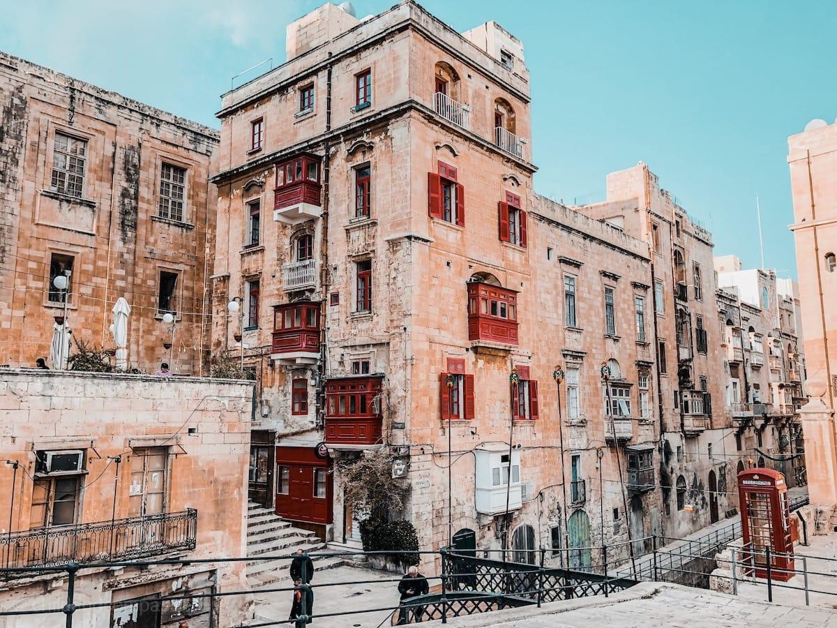 Städtereise Valletta, ein Tag in Valletta Sehenswürdigkeiten, Malta Urlaub ohne Mietwagen, Malta Rundreise, Malta Sehenswürdigkeiten