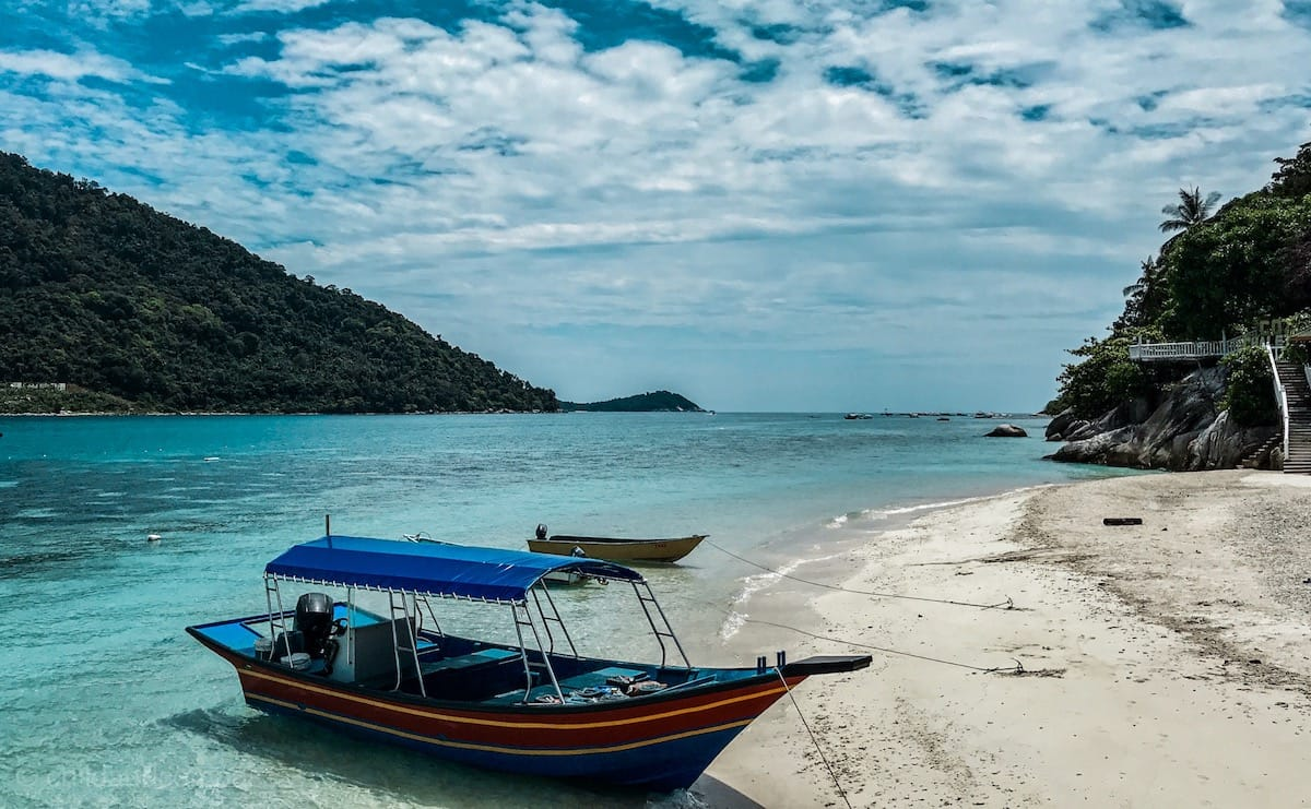 Die schönsten Strände auf den Perhentian Islands in Malaysia, Strände Perhentian Besar, Buchten Perhentian Kecil, New Cocohut Chalet, Cozy Chalet