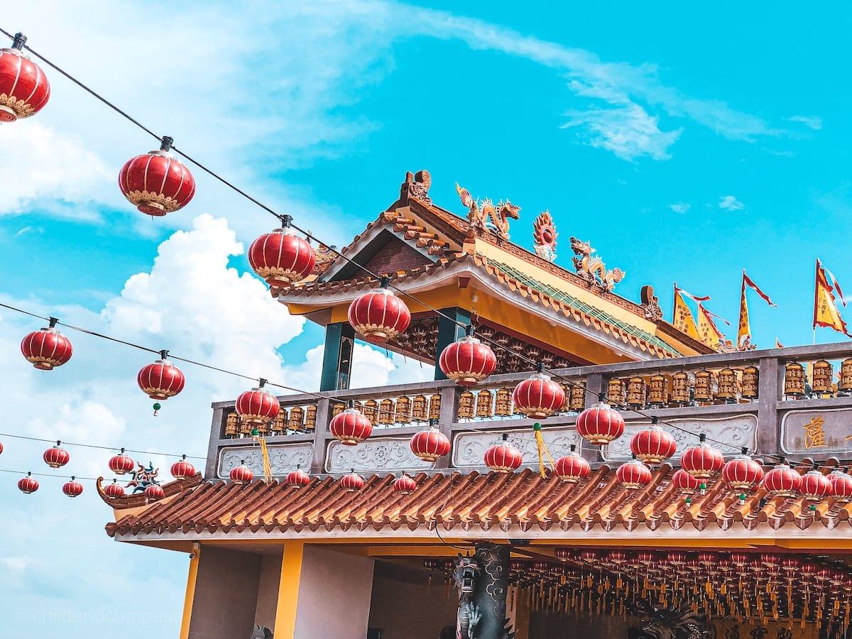 George Town Sehenswürdigkeiten auf Penang