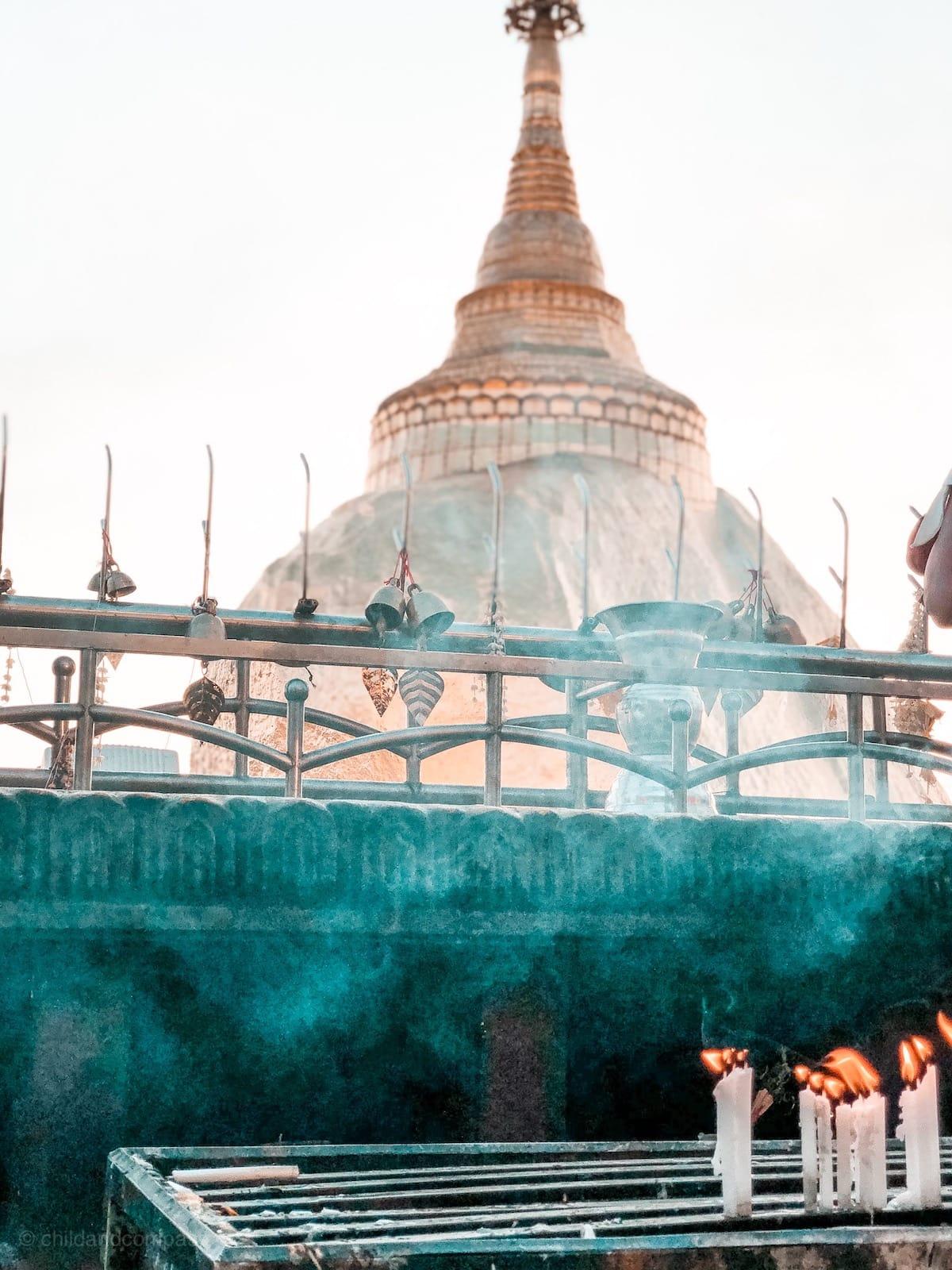 Lohnt sich ein Tagesausflug zum Goldenen Fels in Myanmar?
