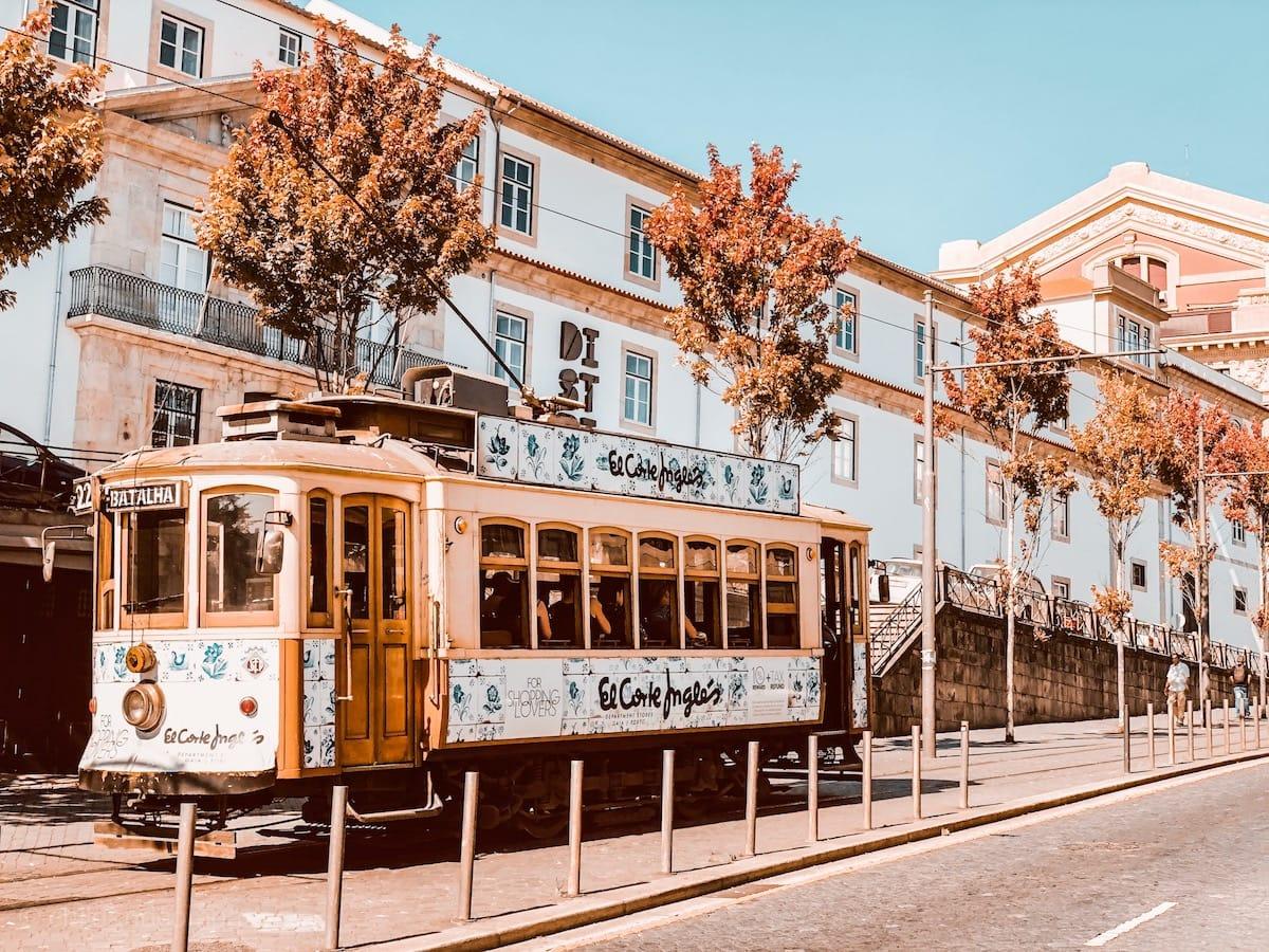 Zug fahren in Portugal, mit dem Zug nach Portugal, Zugverbindungen